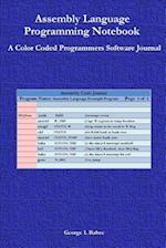 Assembly Language Programming Notebook
