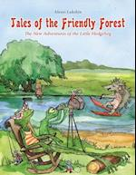 Tales of the Friendly Forest (the New Adventures of the Little Hedgehog) af Galina Krylova, Alexei Lukshin