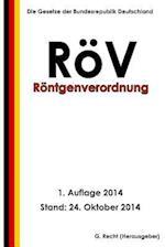 Rontgenverordnung - Rov