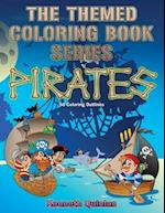 The Themes Coloring Book Series