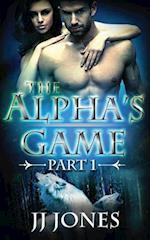 The Alphas Game af Jj Jones