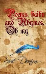 Poems, Haiku and Rhymes, Oh My! af Sue Donim
