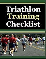Triathlon Training Checklist