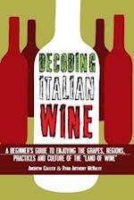 Decoding Italian Wine