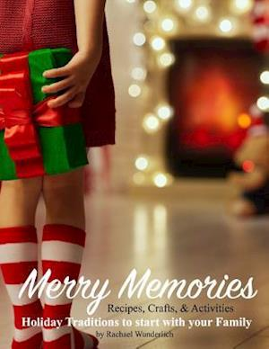 Bog, paperback Merry Memories af Rachael Wunderlich