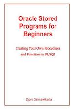 Oracle Stored Programs for Beginners
