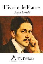 Histoire de France af Jacques Bainville