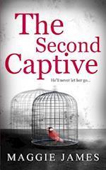 The Second Captive af Maggie James