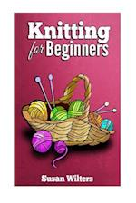 Knitting for Beginners af Susan Wilters