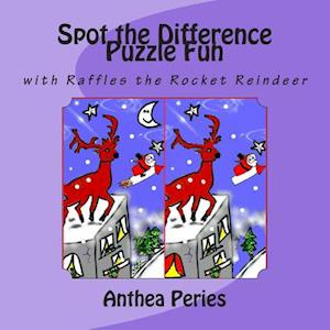 Bog, paperback Spot the Difference Puzzle Fun af Anthea Peries