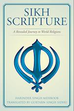 Sikh Scripture: A Revealed Journey to World Religions af Harinder Singh Mehboob