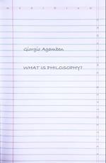 What Is Philosophy? (Meridian Crossing Aesthetics)
