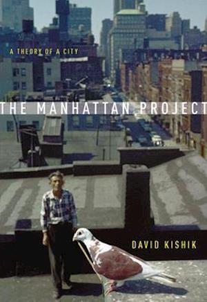 Bog, paperback The Manhattan Project af David Kishik