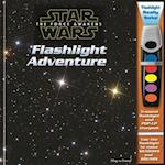 Star Wars the Force Awakens Flashlight Adventure af Pi Kids