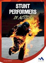 Stunt Performers in Action (Dangerous Jobs in Action)