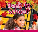 Back to School! (Welcome Fall)