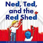 Ned, Ted, and the Red Shed (Rhyming Word Families)