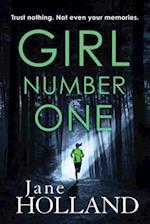 Girl Number One af Jane Holland