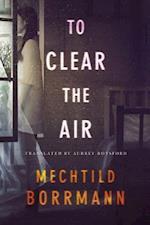 To Clear the Air af Mechtild Borrmann