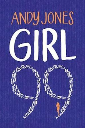 Bog, paperback Girl 99 af Andy Jones