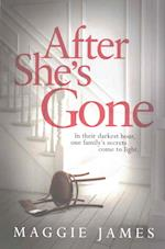 After She's Gone af Maggie James