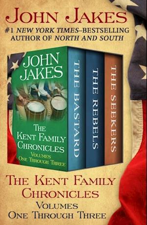 Få Kent Family Chronicles Volumes One Through Three af John