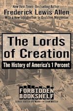 The Lords of Creation (Forbidden Bookshelf)