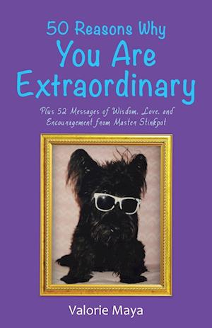 50 Reasons Why You Are Extraordinary: Plus 52 Messages of Wisdom, Love, and Encouragement from Master Stinkpot