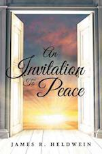 An Invitation to Peace af James R. Heldwein