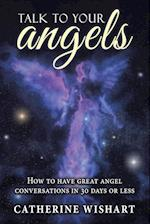 Talk to your angels: How to have great angel conversations in 30 days or less