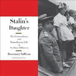 Lydbog, CD Stalin's Daughter af Rosemary Sullivan