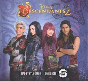 Lydbog, CD Descendants 2 af Eric Geron
