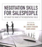 Negotiation Skills for Salespeople