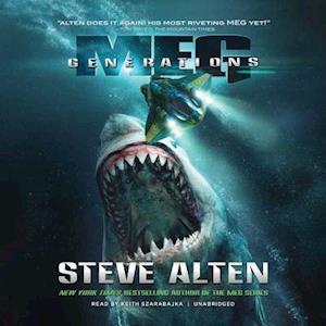 Lydbog, CD Generations af Steve Alten