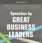 Speeches by Great Business Leaders af SpeechWorks