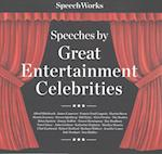 Speeches by Great Entertainment Celebrities af SpeechWorks