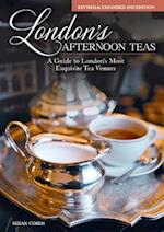 London's Afternoon Teas, Updated Edition