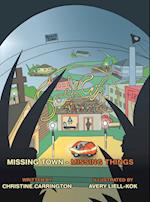Sock City: Missing Town - Missing Things af Christine Carrington