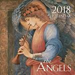 2018 Angels Wall Calendar