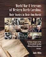World War II Veterans of Western North Carolina
