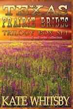 Texas Prairie Brides Trilogy Box Set