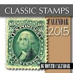 Classic Stamps Calendar 2015