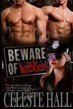 Beware of Wolves af Celeste Hall