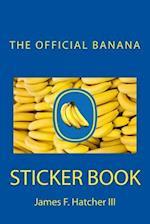 The Official Banana Sticker Book