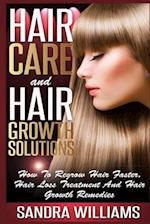 Hair Care and Hair Growth Solutions af Sandra Williams