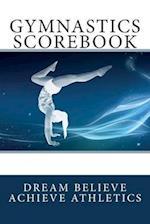 Gymnastics Scorebook