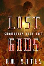 Lost Gods af A. M. Yates