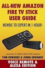 Amazon Fire TV Stick User Guide