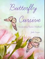 Butterfly Cursive Handwriting Practice Workbook