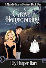 Grave Homecoming af Lily Harper Hart
